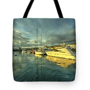 Rijekan Reflections Tote Bag