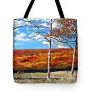 Riley's Old Place Tote Bag