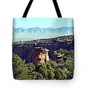 Rim Rock Scenic Lookout Tote Bag