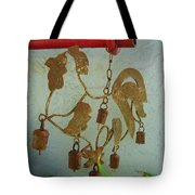 Ring In The Morning Tote Bag