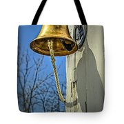 Ring My Bell Tote Bag