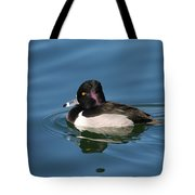 Ring Neck Duck  Tote Bag