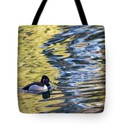 Ring-neck Reflections Tote Bag