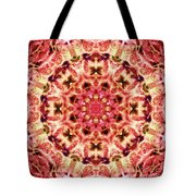 Ring Of Divinity Tote Bag