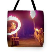 Ring Of Fire Tote Bag