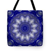 Ring Of Lights Tote Bag