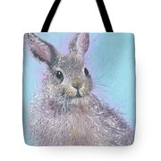 Easter Bunny Painting - Ringo  Tote Bag