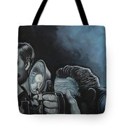 Ringside Press Tote Bag