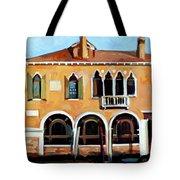 Rio Del Malcanton Tote Bag by Filip Mihail