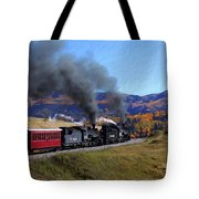 Rio Grande 488 And 489 Tote Bag