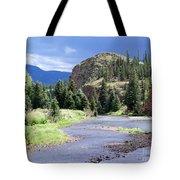 Rio Grande River Landscape Tote Bag