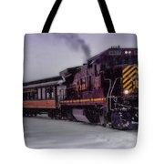 Rio Grande Scenic Railroad Tote Bag