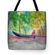 Rio Negro Canoe Tote Bag