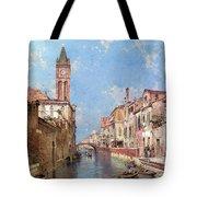 Rio St Barnaba Venice Tote Bag