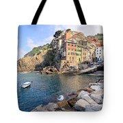 Riomaggiore Cinque Terre - Italy Tote Bag