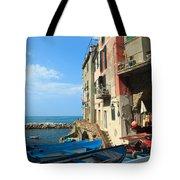 Riomaggiore - Cinque Terre Tote Bag