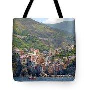 Riomaggiore Tote Bag