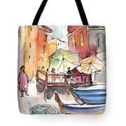 Riomaggiore In Italy 01 Tote Bag