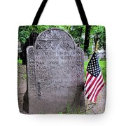 Rip Mary Goose  Tote Bag