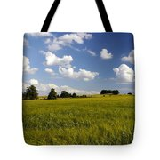 Green Belt Land 2 Tote Bag