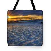 Ripple Effect Tote Bag