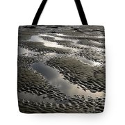 Rippled Sand Tote Bag