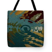 Rippled Time Tote Bag