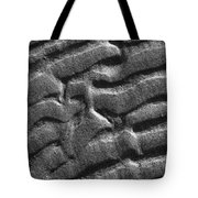 Ripples Disrupted Tote Bag