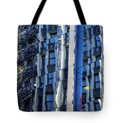 Ripples In Glass Tote Bag