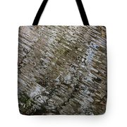 Ripples In The Swamp Tote Bag