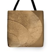 Ripples Of The Ceiling Tote Bag