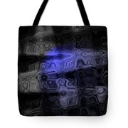Ripples Of The Moonlight Tote Bag