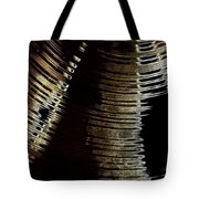 Ripples Of The Sound Tote Bag