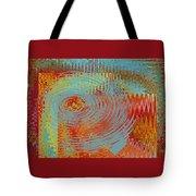 Rippling Colors No 1 Tote Bag