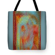 Rippling Colors No 3 Tote Bag