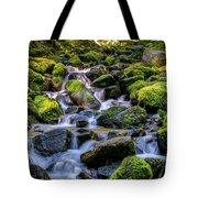 Rippling Rainforest Tote Bag
