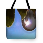 Rise And Shine From Dullness Tote Bag