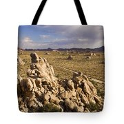 Rise Of Gneis Rock Formations Tote Bag
