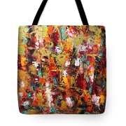 Rise To A New Level Tote Bag