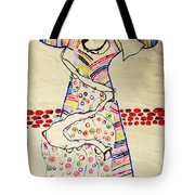 Risen Christ Tote Bag by Gloria Ssali