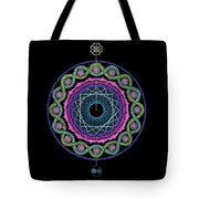 Rising Above Challenges Tote Bag