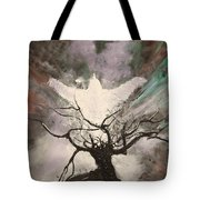 Rising From The Ash Tote Bag
