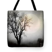 Rising In The East Tote Bag