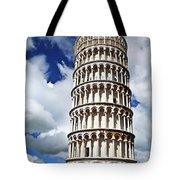 Rising Into The Tuscany Sky Tote Bag