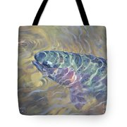 Rainbow Rising Tote Bag