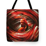 Rising Sun Tote Bag by Karina Llergo