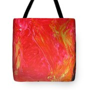 Rising Up I Tote Bag