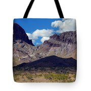 Route 66 Scenery Tote Bag