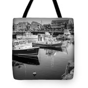 Risky Business After Five Bw Tote Bag
