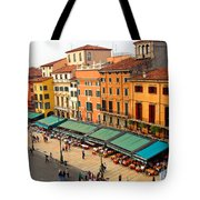 Ristorante Olivo Sas Piazza Bra Tote Bag